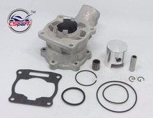 37mm Cylinder bore kit For  Blata MTA4 Water Cooled C1 Engine  39CC Mini Moto Pocket bike Parts