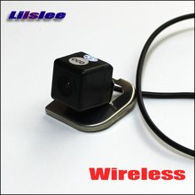 Liislee Wireless Car Rear View Camera For Ford For Focus 2015 2016 / Back Up Reverse Camera / Night Vision / Trunk Handle(China)