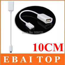 20 Micro USB OTG cable Accessory Bundles Samsung Galaxy S2 S3 S4 i9500 i9300 i9100 Note N7000 i9220 - Cable&Wall Charger&Earphone Factory store