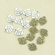 Buy 50pcs Tibetan BRONZE Plated plates hand made Charms Pendants Jewelry Making DIY Handmade Craft 10mm for $1.53 in AliExpress store