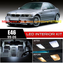 Buy Free 14Pcs/Lot 12v car-styling Xenon White/Blue Package Kit LED Interior Lights 99-06 BMW 3 Series CanBus for $56.20 in AliExpress store