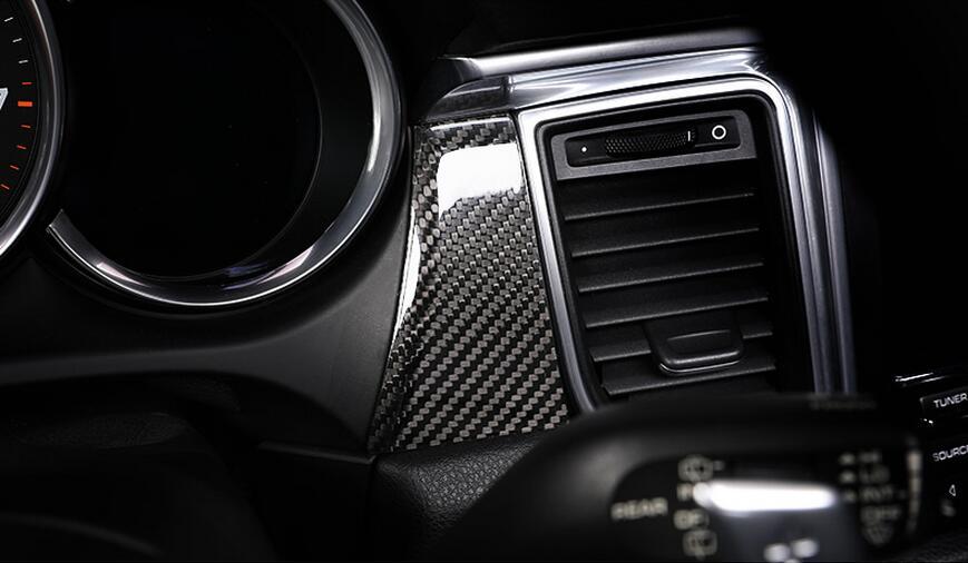 car interior accessories for Porsche Macan 2014 2015 2016 2017 (12)