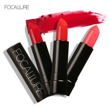12 Color FOCALLURE Lipstick Moisturizer Smooth Lip Stick Long Lasting Charming Lip Lipstick Cosmetic Beauty Makeup RP