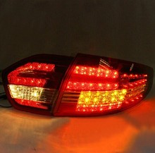 FREE SHIPPING , CHA CAR LED TAIL LIGHT REAR LAMP ASSEMBLY FOR RENAULT FLUENCE
