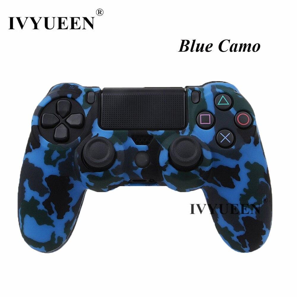 C blue camo