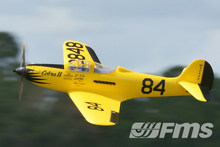 FMS Model 980mm / 1M P-39 P39 Cobra II PNP High Speed Racer Durable EPO Scale Radio Control RC Model Plane