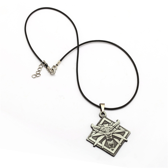 Witcher Necklace Lobster Claps