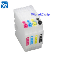 GC41 Refillable Ink Cartridge For Ricoh SG 3100 SG2100 SG2010L SG7100  printer with ARC chip