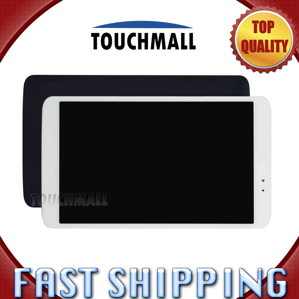 For LG G Tablet Pad V500 Replacement LCD Display Touch Screen Digitizer Glass Assembly 8.3-inch Black White For Tablet <br><br>Aliexpress