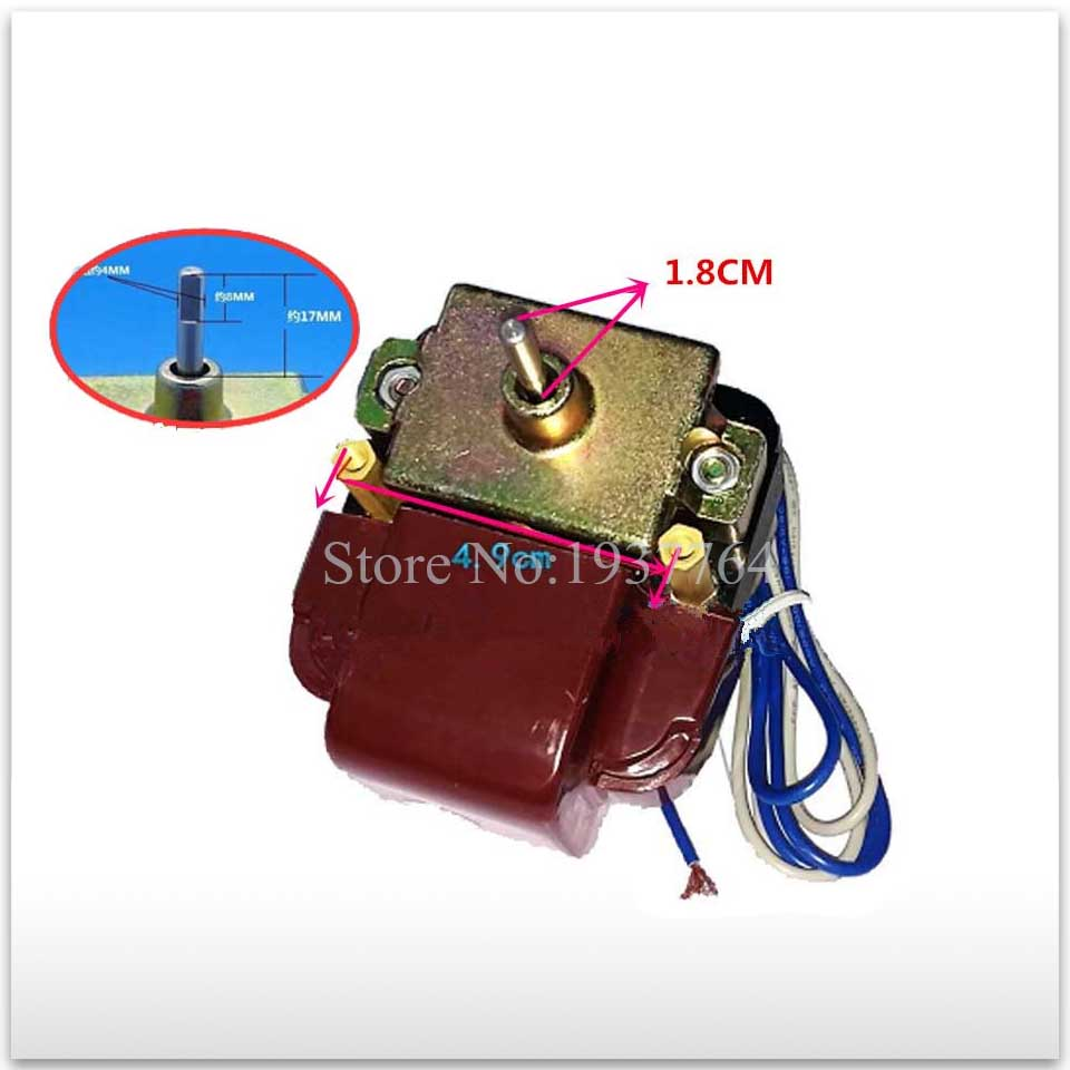 Good working for cooling fan motor refrigerator motor IS3215EAB freezer parts motor<br>