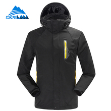 Hot Sale New Breathable Warm Outdoor Sport Winter Jacket Men Windstopper Camping Hiking Chaqueta Hombre Fleece Inner Veste Homme(China)