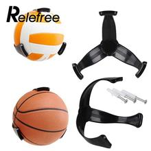 Ball Claw Basketball Holder Storage Plastic Stand Support Football Soccer Rugby Ball Standing Holder for Football Storage(China)