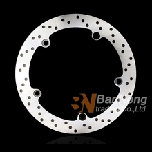 Free shipping Rear Brake Disc Rotor For BMW R1100 GS R RT S R1100GS 94-01 R1100R 95-01 R1100RT  95-01 R1100S 98-06 R1100S R850 R