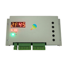 High quality DC12V one intersection traffic light controller card solar portable traffic light controller card