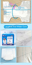 High quality disposable adult diaper for most upscale market(China)