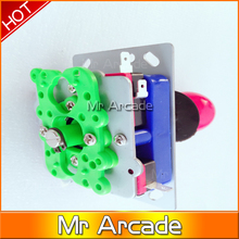 free shipping  ZIPPY Joystick Long shaft/4ways and 8 ways joystick/arcade machine parts/joystick with Microswitch