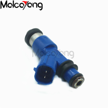 "4PCS/LOT High flow 16611AA720 fuel injector 950CC ""Navy blue"" for Subaru Forester Impreza WRX 2.5L H4 fuel injector 16611-AA720"