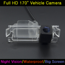 For Kia K2 Rio Sedan Hatchback Ceed 2013 Hyundai Accent Solaris Verna 2014 I30 Car Night Vision Full HD Backup Rear View Camera(China)