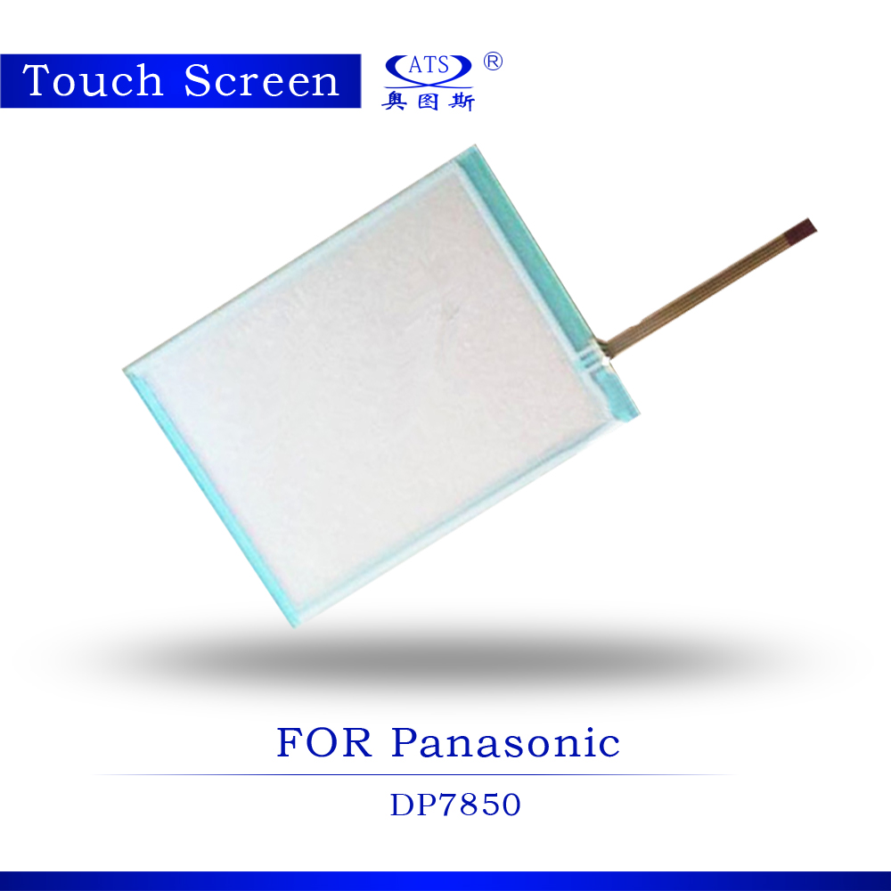 Photocopier machine Touch Screen For Panasonic DP7850 Copier parts DP 7850 touch screen panel<br>