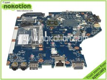 NOKOTION laptop motherboard for ACER ASPIRE 5253 MBRJY02001 LA-7092P e350 radeon hd 6310m ddr3 Mother Boards free shipping(China)