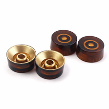 Musical Instrument Accessories Electric Guitar Accessories Electric Guitar Knob Volume Button(China)
