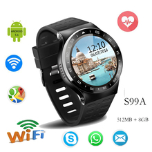 3G wifi GPS Smart Watch android 5.1 OS smartwatch With 5.0 HD Camera Support Nano sim card Google Voice Fitness vs amazfit	kw88