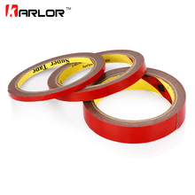 1pcs sample Auto Truck Car Acrylic Foam Double Sided Attachment Tape Adhesive(6mm,10mm,20mm*3m)