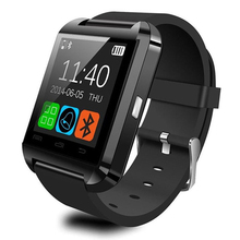 Smartwatch Bluetooth Smart digital sport Watch U8 WristWatchfor Android phone Wearable Electronic Device Good as GT08 DZ09 GV18