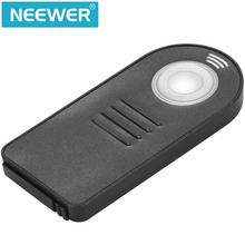 Neewer Universal 5 in 1 Wireless Camera IR Remote Shutter Release Control for Canon Nikon Sony Pentax Minolta Konica