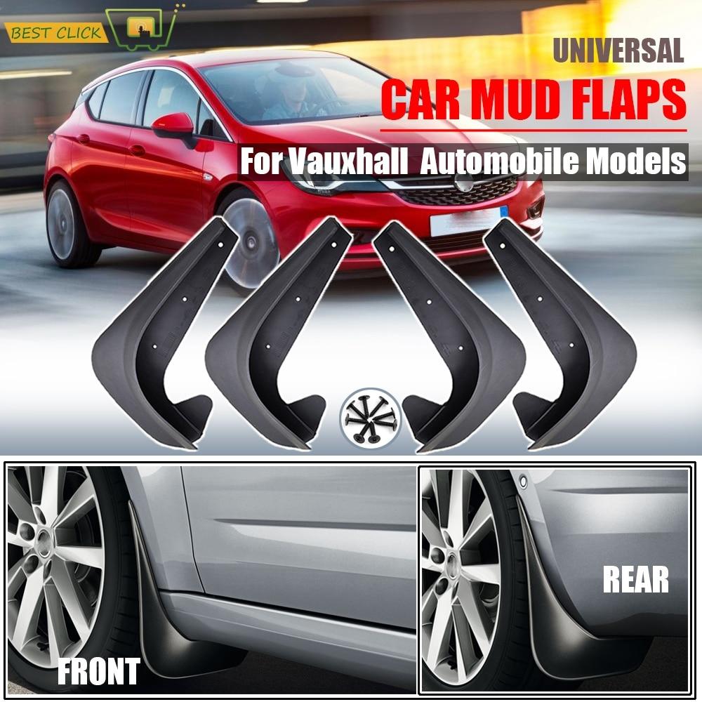 1//2R Set Para Opel Corsa B Moldeado mudflaps 4 X barro aletas delanteras y traseras