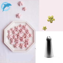 LINSBAYWU Cake Icing Piping Nozzles Tips Fondant Cupcake Sugarcraft Decorating Baking Tool(China)
