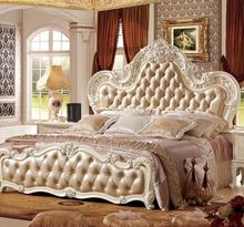Luxury bedroom furniture sets(China)