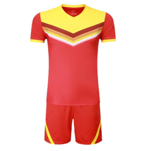 New High quality Men Soccer Jerseys Set Survetement Football 2017 kit Jersey Sports Shirt Training Pants Tracksuit DIY Printing(China)