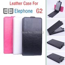 Accessories For Elephone G2 G 2 Old School Business Leather Flip Vertical Case For Elephone G2 Cell Phone Back Book Cover