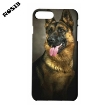 For IPHONE 4 5 5S SE 6 6S 6+7 7+ Cute Pet Dog Designs of Mobile Phone Shell Covers PET109 Brand NOSIB DIY Custom Made Cases
