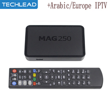 OTT Network set top box mag250 TV receiver + Arabic IPTV account African Indian Germany portuguese sport IP TV Europe APK Code