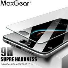 MaxGear Tempered Glass Screen Protector Samsung Galaxy A3 A5 A7 J3 J5 J7 2015 2016 2017 EU Guard Film Clear Glass Shield