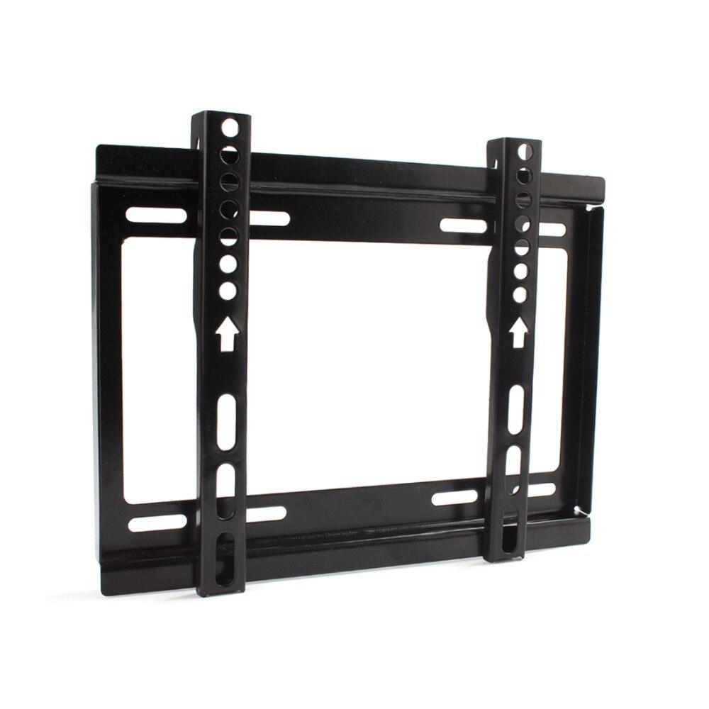 TV Wall Mount Bracket For Most 14 ~ 32 Inch HDTV LED LCD Plasma Flat Panel TV Holder<br>