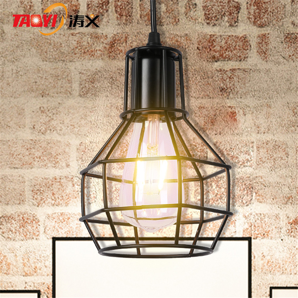 Vintage Pendant Lights Luminaire Lamp Loft E27 Hang Lamp For Restaurant Kitchen Or Home Lighting Abajur<br>