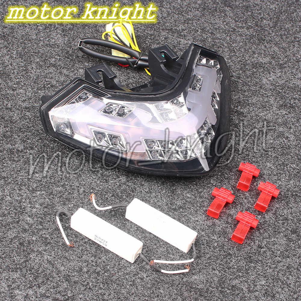 Frecce LED indicatore di direzione per Ducati Multistrada 1199/1200/Street Fighter 848/1099/S