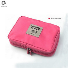 New Promotional Products Factory Direct Bath Bag Large Capacity Storage Bag Travel Bag Polyester Wash Down Bag(China)