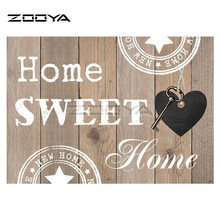 Buy ZOOYA 5D DIY Diamond Embroidery Home Sweet Home Letters Love Diamond Painting Cross Stitch Rhinestone Mosaic Decoration BK294 for $4.35 in AliExpress store