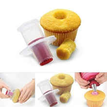 Baking & pastry tools cake core remover pies cupcake cake decorating tools bakeware kit home baking mould cookies cutter