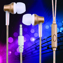 2017 New Style In Ear Perfume Earphones KY-402 Earphones Stereo Super Bass Music Earphone For Samsung For IPhone In stock!