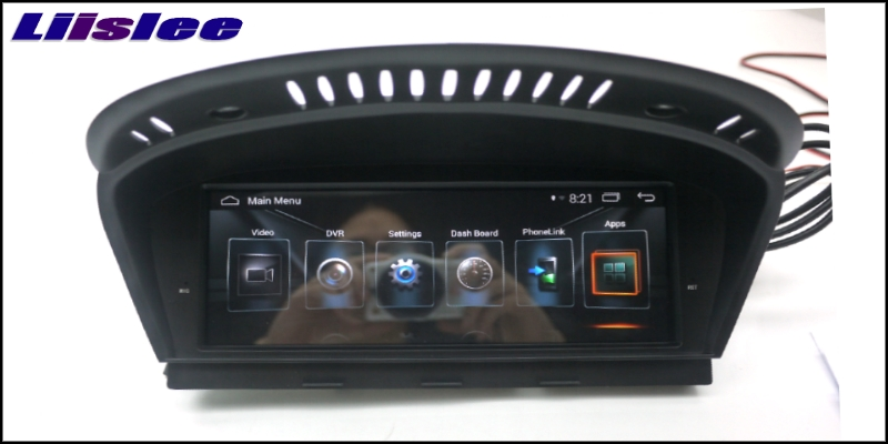 Liislee For BMW 7 E65 E66 2002~2009 Car Multimedia GPS Audio Media Radio Stereo Navigation Player NAVI 13