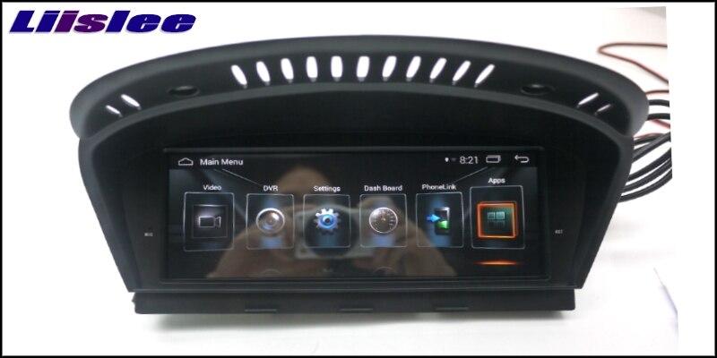 Liislee For BMW 7 E65 E66 2002~2009 Car Multimedia GPS Audio Media Radio Stereo Navigation Player NAVI 13
