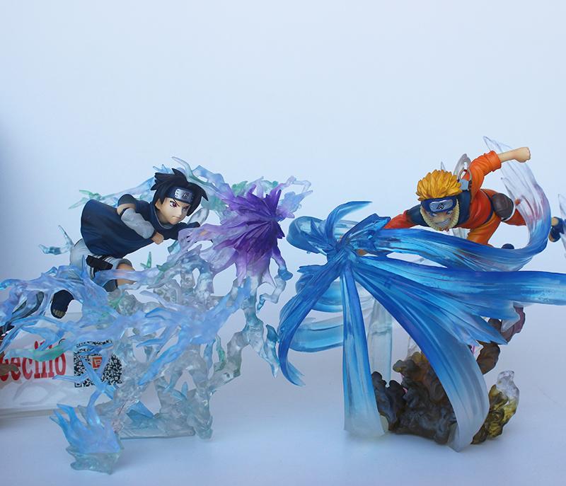 Anime Naruto Shippuden PVC Figure Toy New NoBox 22cm Akatsuki Konan Battle Ver