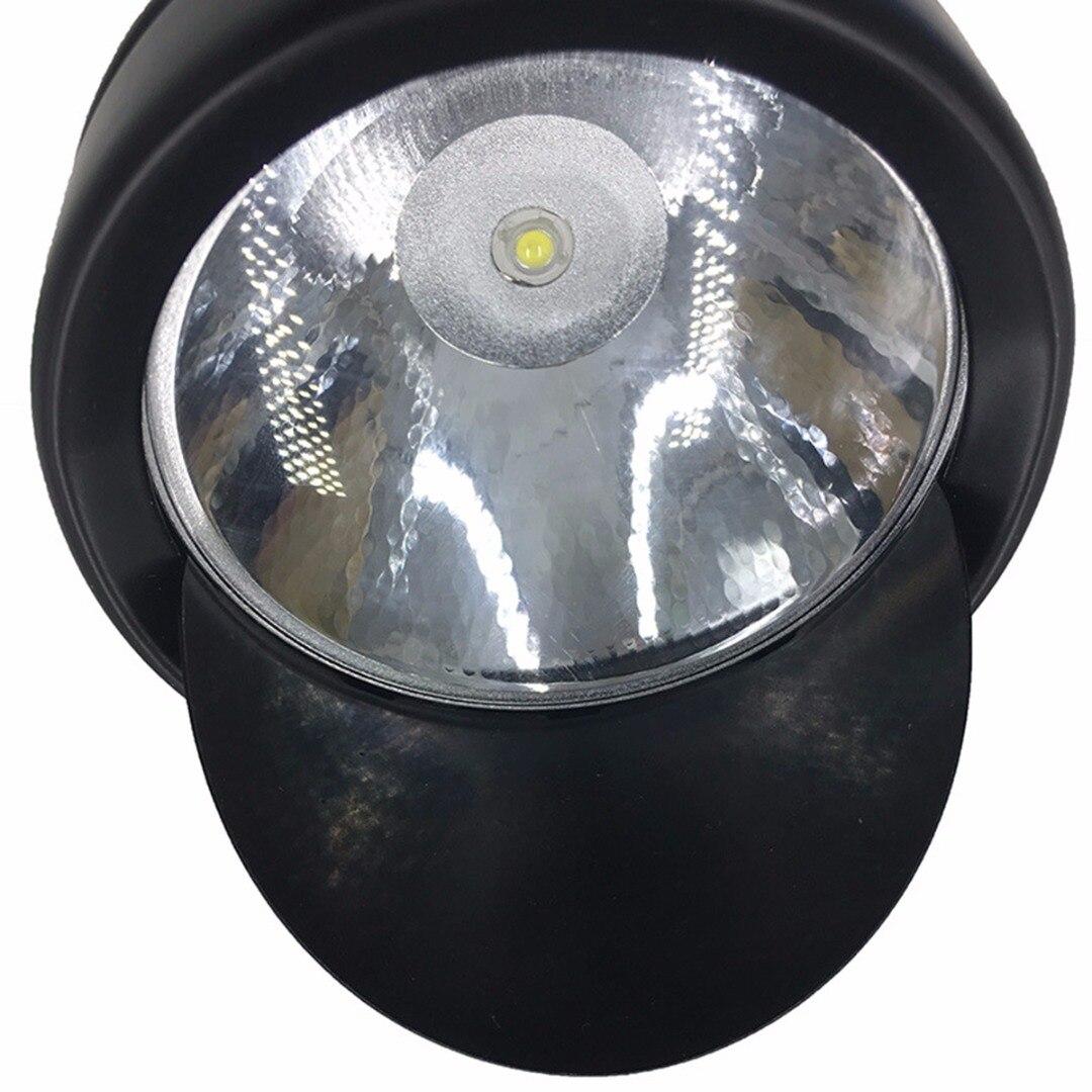 1Pcs Bicycle Bike Retro LED Headlight Metal Chrome Vintage Bike Bicycle Retro LED Headlight Front Fog Light Lamp