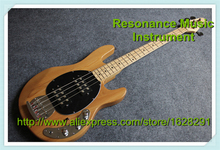 100% Real Pictures Music man Musicman Bass Guitar 5 Strings In Stock For Sale