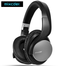 Mixcder ShareMe 5 wireless headphone stereo headset bluetooth headphones over the ear fone de ouvido for mobile Iphone Samsung(China)